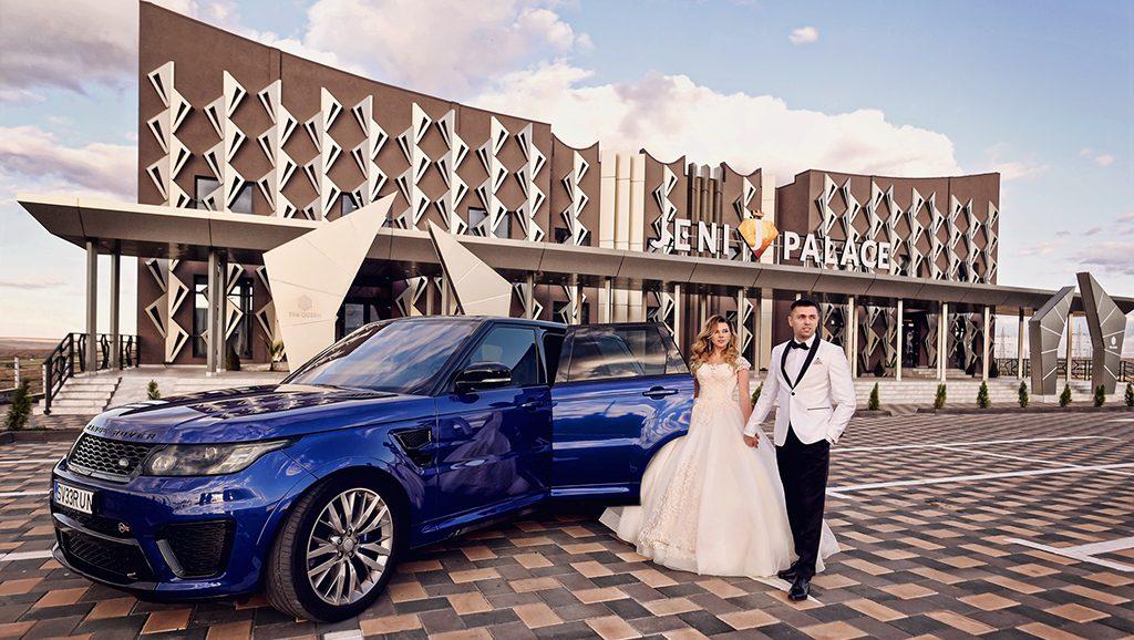 JENI Palace - cea mai frumoasa sala de nunti din Suceava