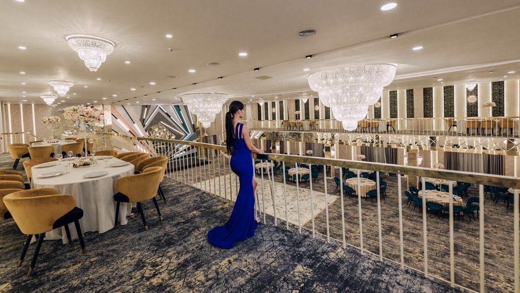 JENI Palace - Cel mai frumos restaurant de nunta din Suceava